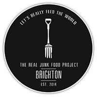The Real Junk Food Project | Brighton - Lets Really Feed The World